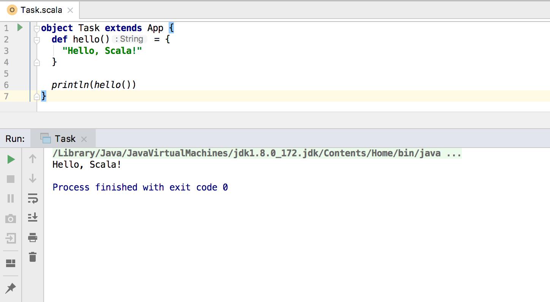 edu run task scala