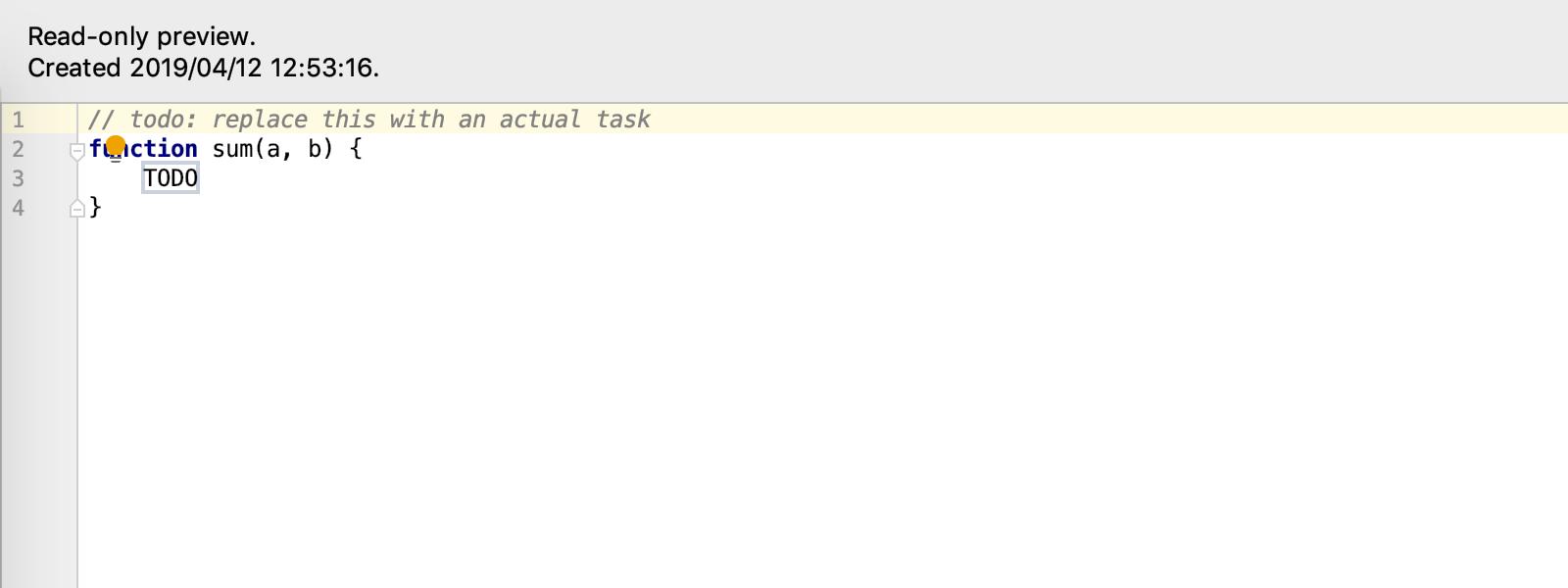 edu task preview js