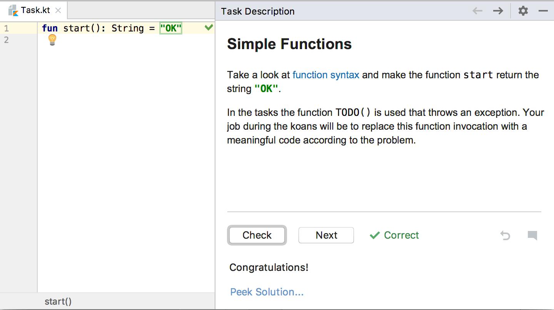 edu task solved kotlin koans