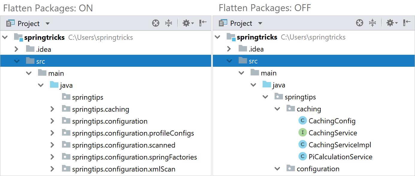 Project Tool Window - Help | IntelliJ IDEA