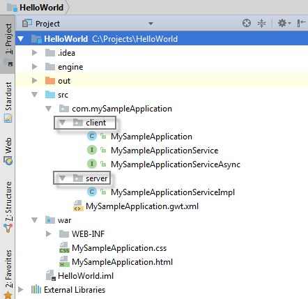 gwt file browser example