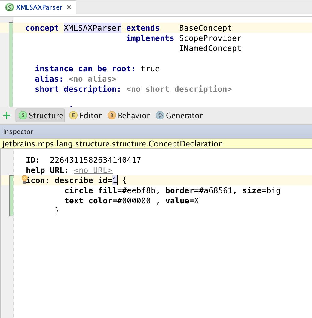 Icon description - Help   MPS