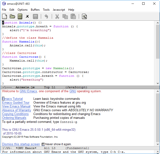 Using Emacs as an External Editor - Help | PhpStorm