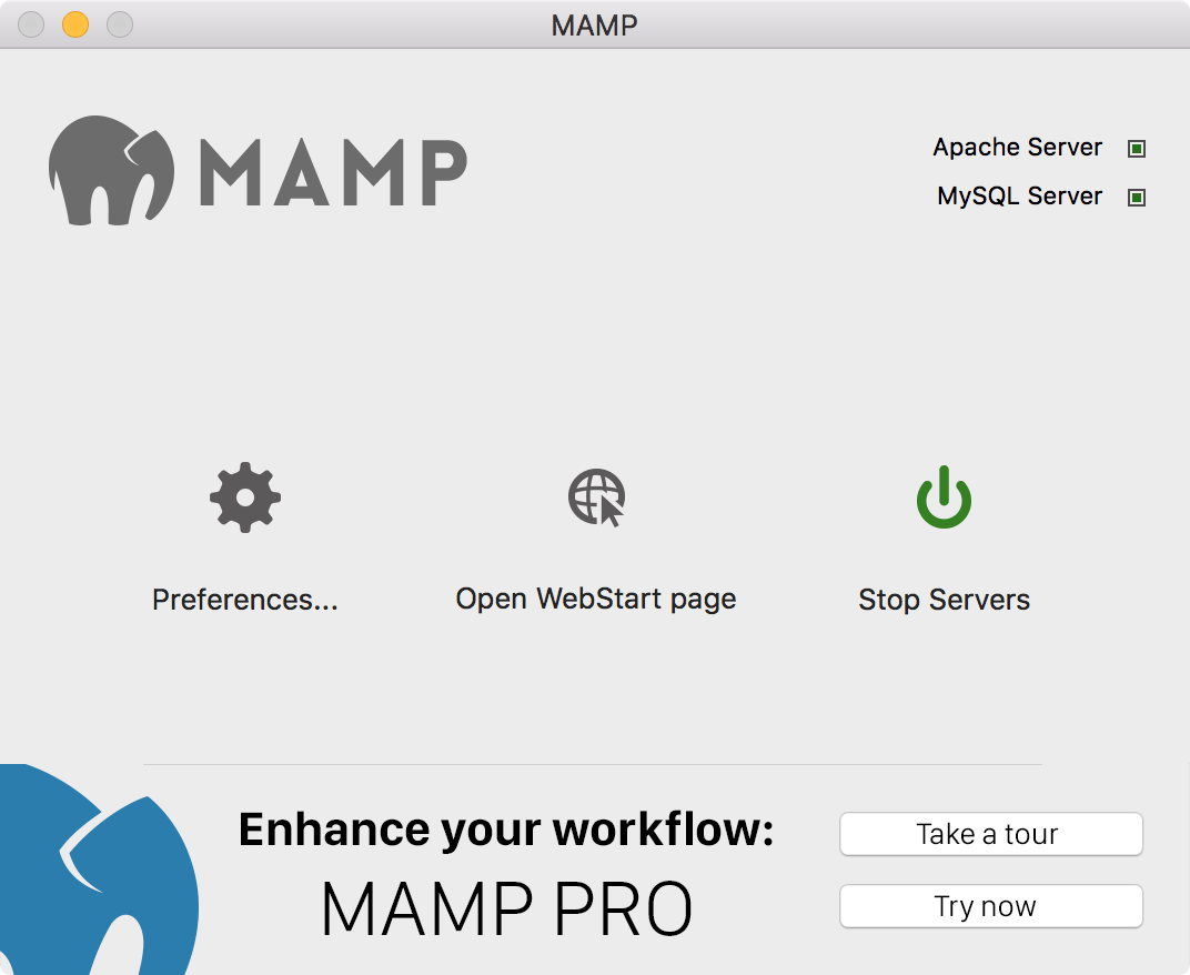 Installing an AMP Package - Help | PhpStorm