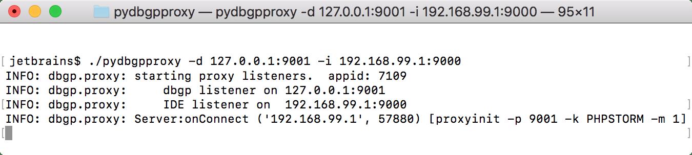 Multiuser Debugging via Xdebug Proxies - Help   PhpStorm