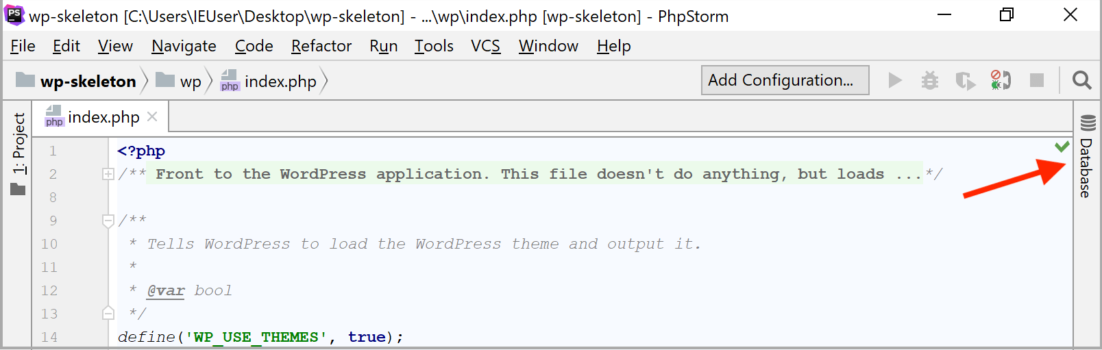 Installing an AMP Package - Help | PhpStorm