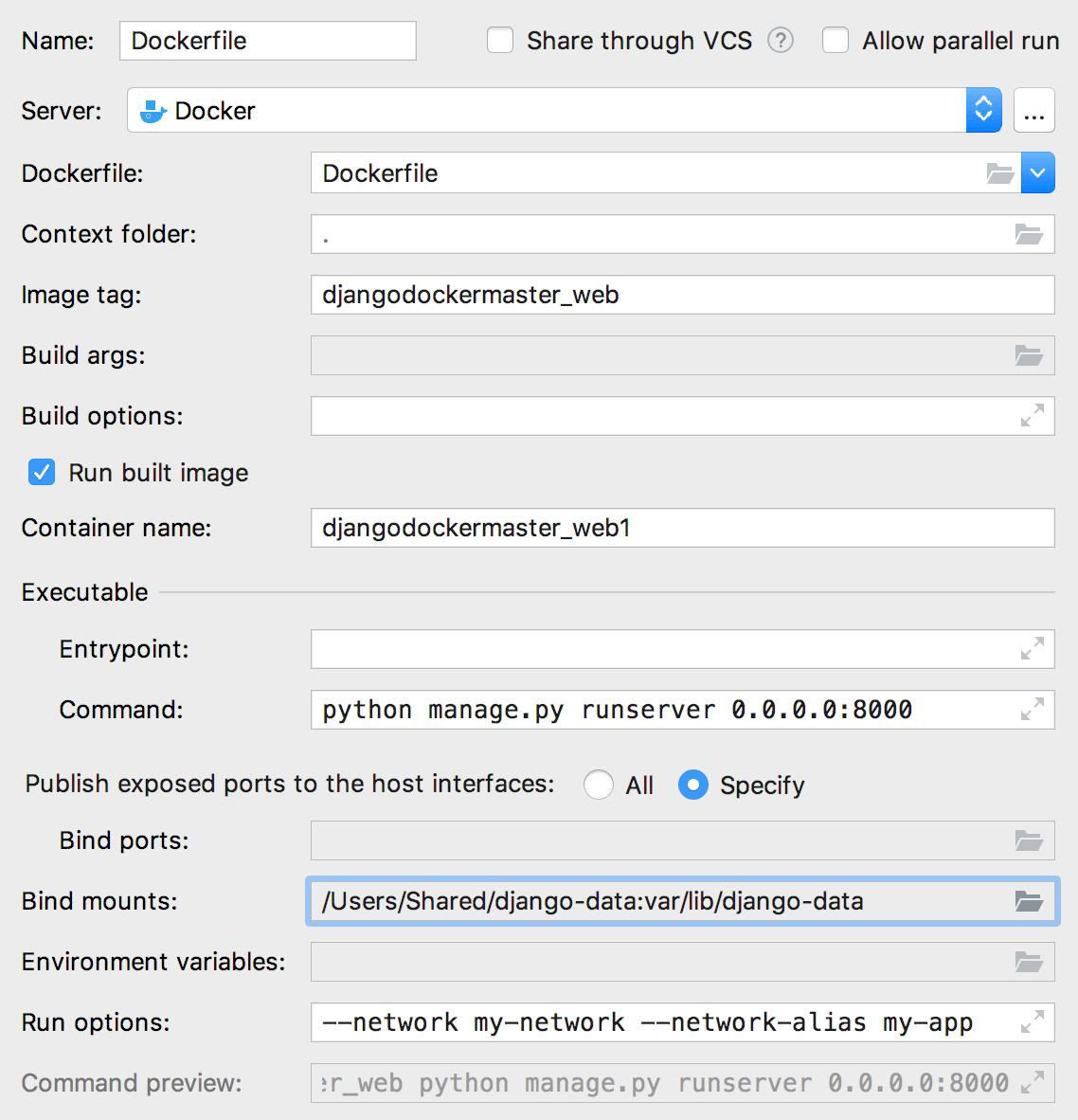 Docker - Help