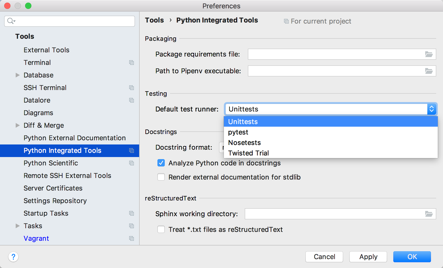 Step 3  Testing Your First Python Application - Help | PyCharm