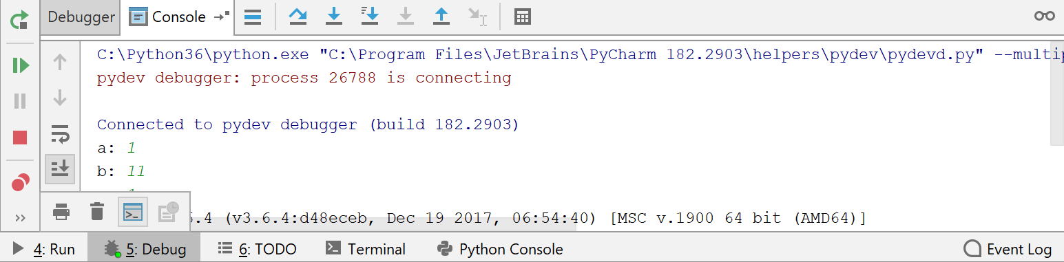 Code Running Assistance - Help | PyCharm