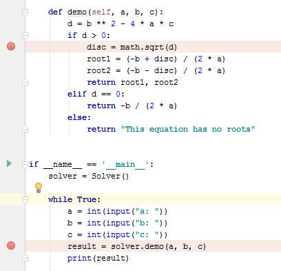 Part 1  Debugging Python Code - Help | PyCharm