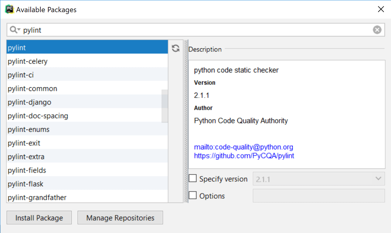 Configuring Third-Party Tools - Help | PyCharm