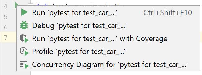 Pytest Print Output