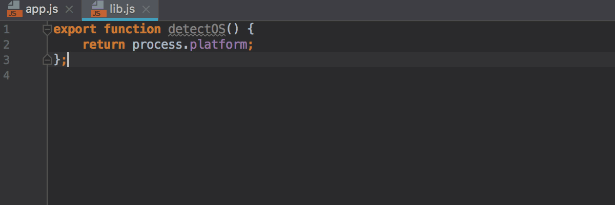 JavaScript - Help | IntelliJ IDEA