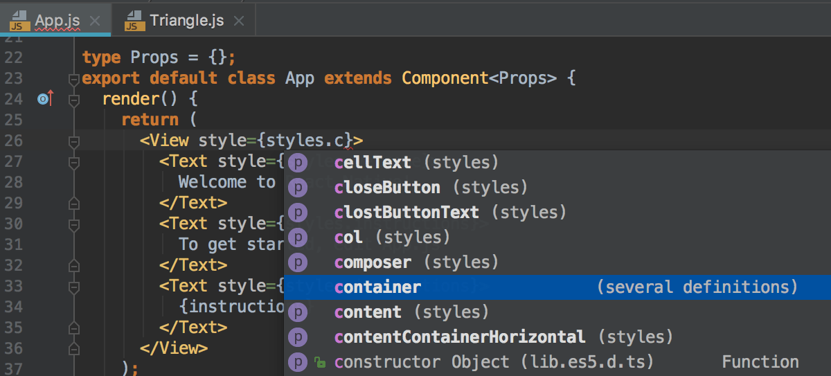Getting Started with WebStorm - Help | WebStorm