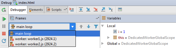 Debugging JavaScript in Chrome - Help | WebStorm