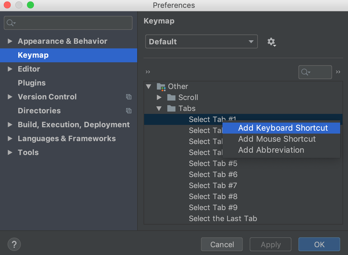 Editor basics - Help | WebStorm