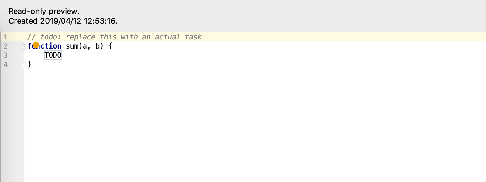 edu task preview js