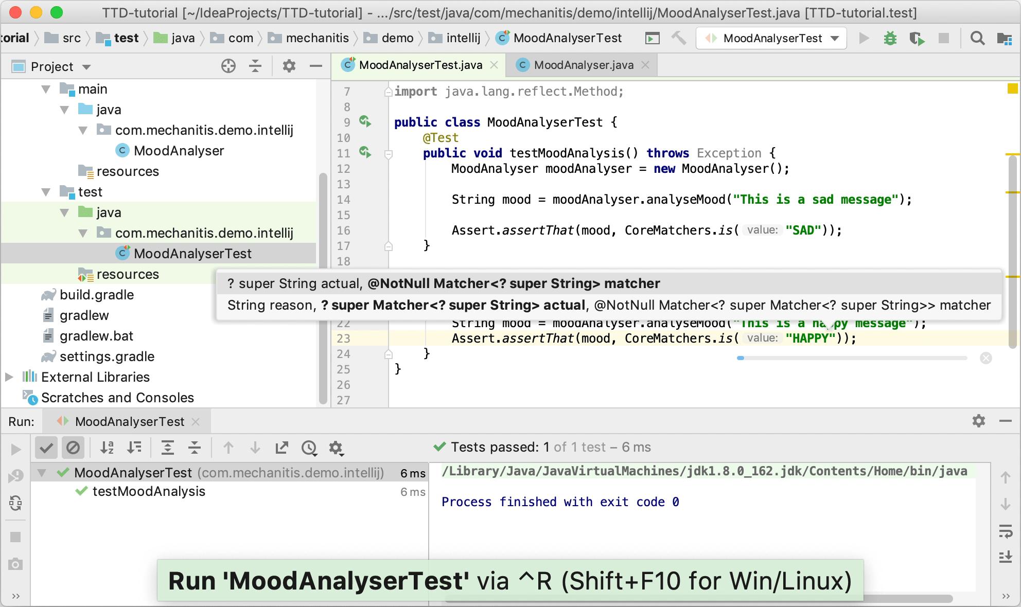 Running junit tests in intellij idea – free software tutorials.