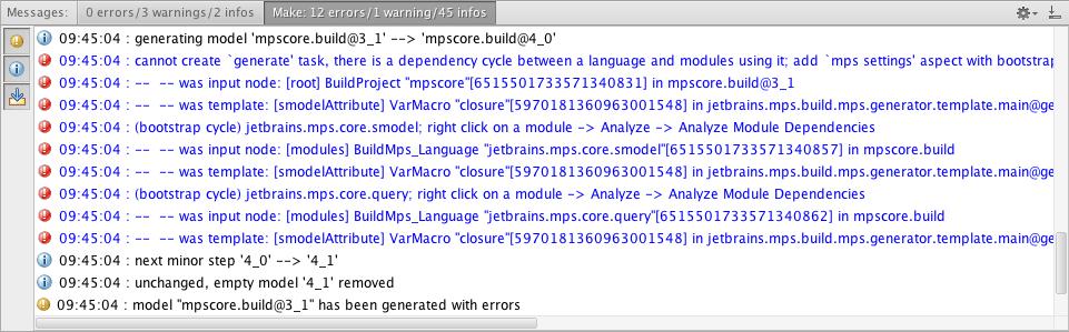 mps error