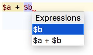 apply custom postfix template