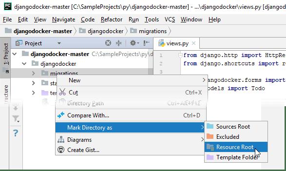 Templates - Help   PyCharm