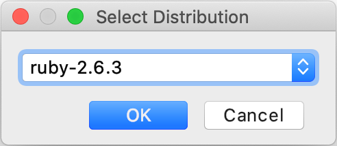 Select Distribution