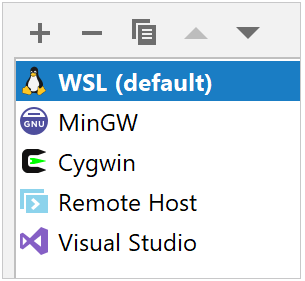 cl wsl deftoolchain png
