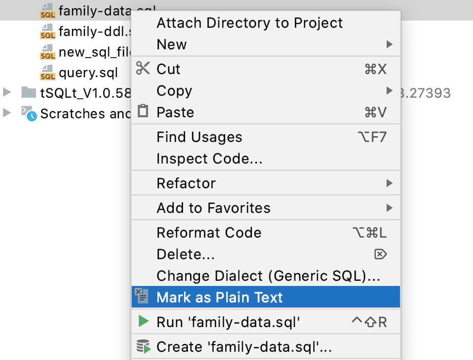 A new design of the Export Data dialog