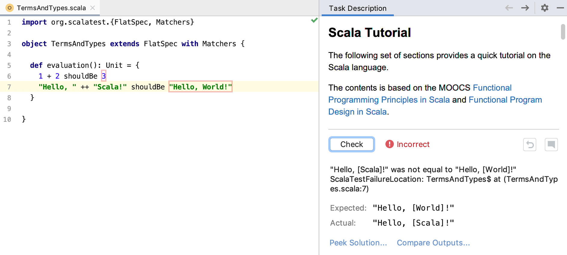 edu error scala tutorial