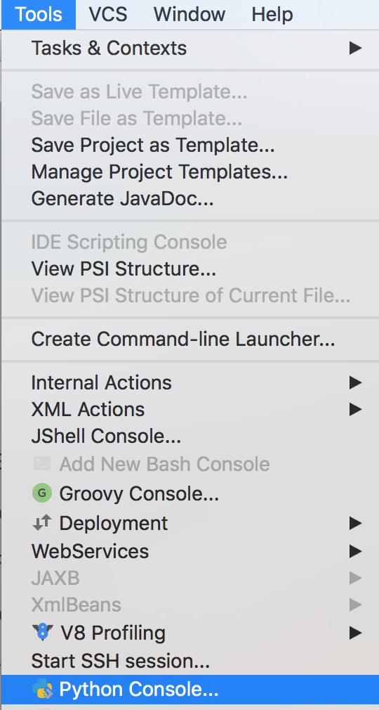 py plugin tools