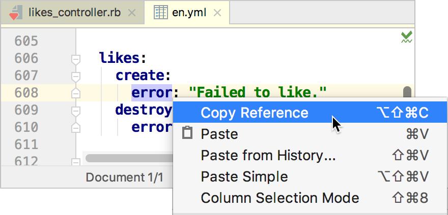 YAML: copy references