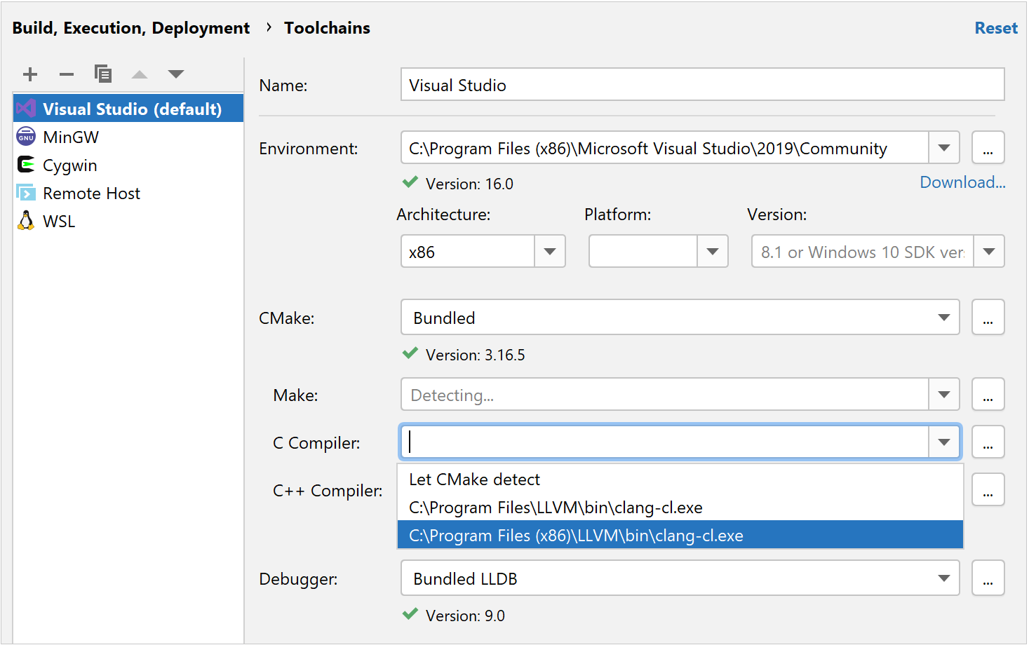 Tutorial Configure Clion On Windows Help Clion