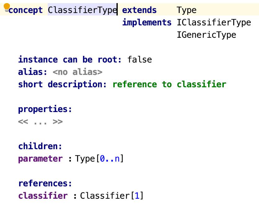 Classifier typex1
