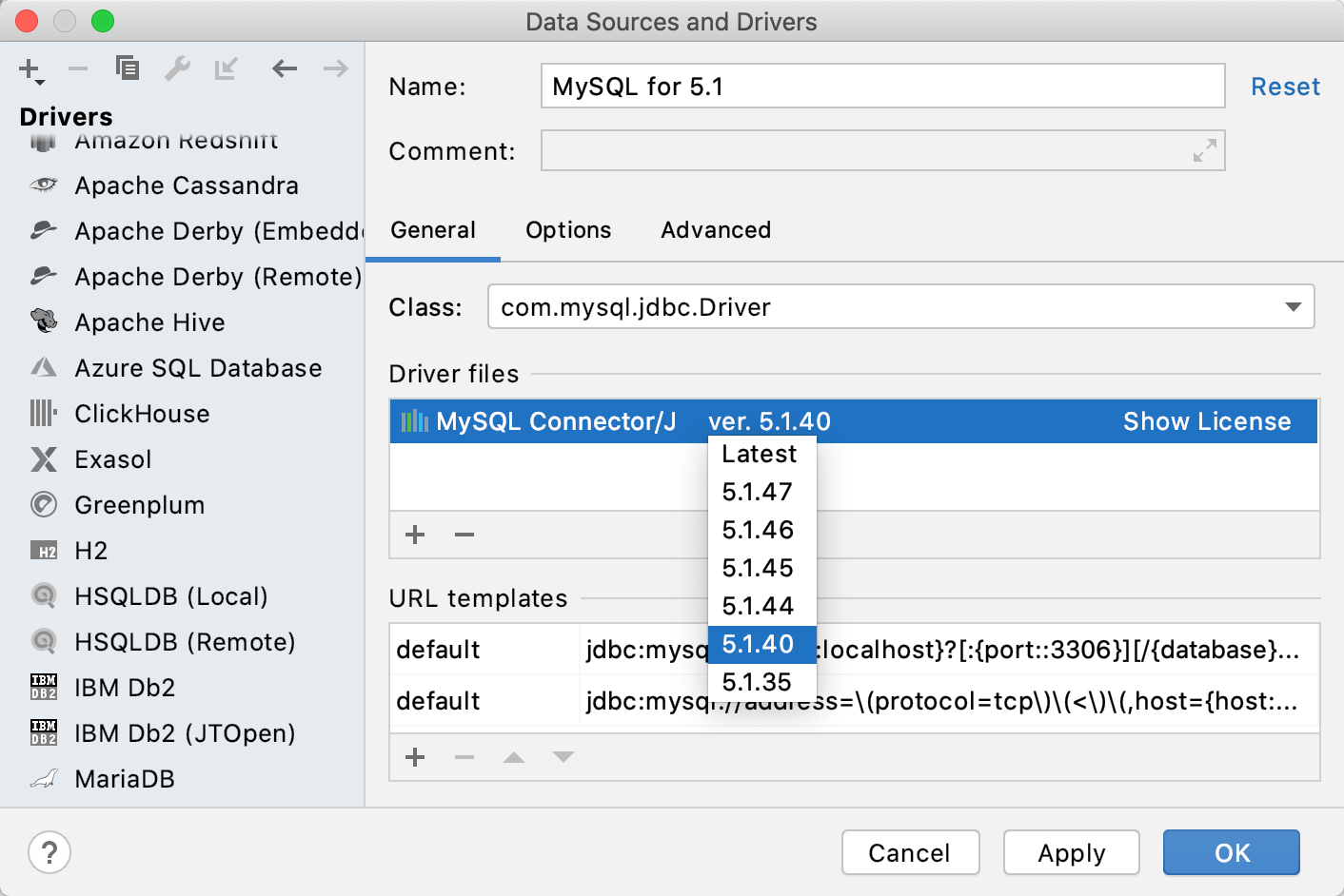 Connect to MySQL 5.* in the cloud with SSL