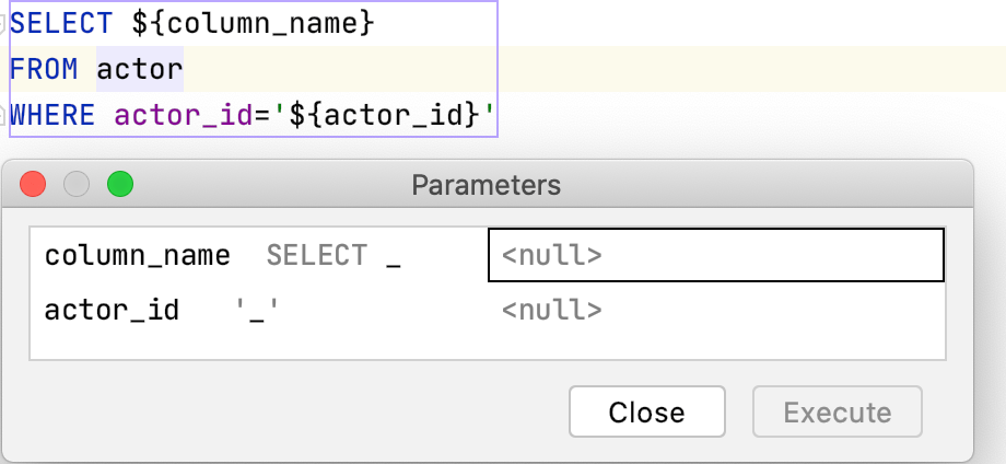 settings.substitute.inside.sql.strings