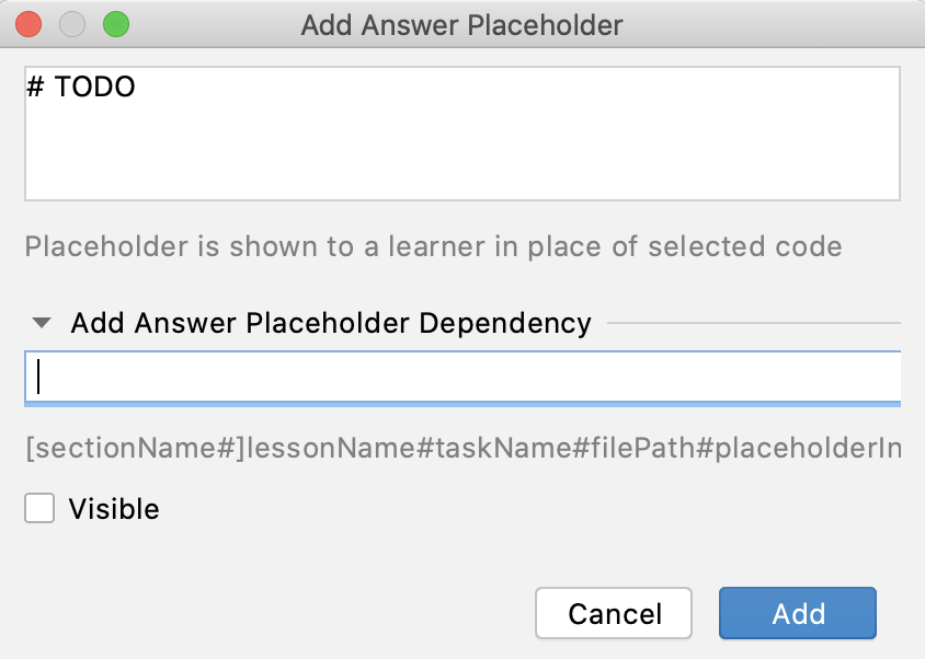 edu answer placeholder add dependency python png