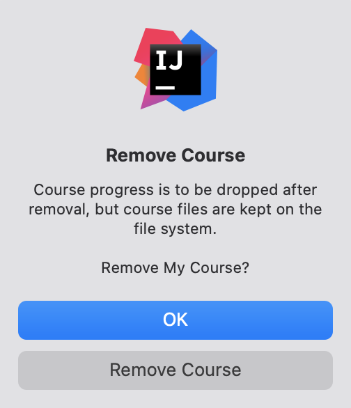 Edu remove course