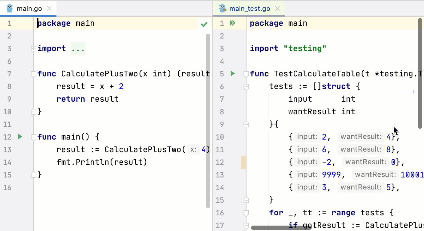 drag tabs for split-screen mode