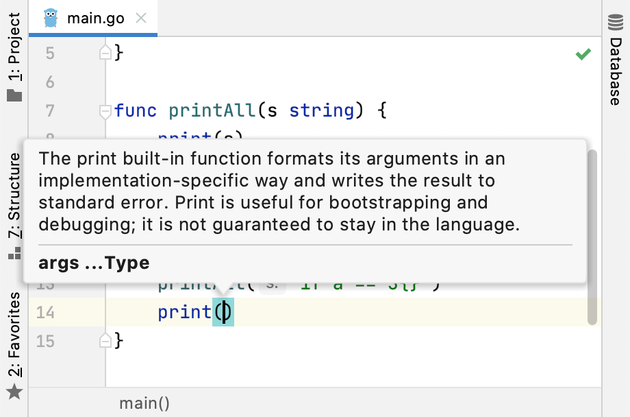 Indent on enter in raw strings is enabled