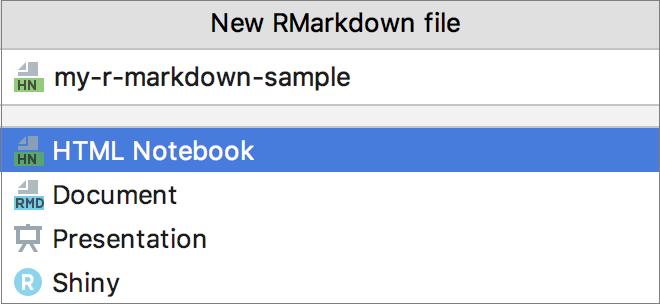 Create a new Markdown file