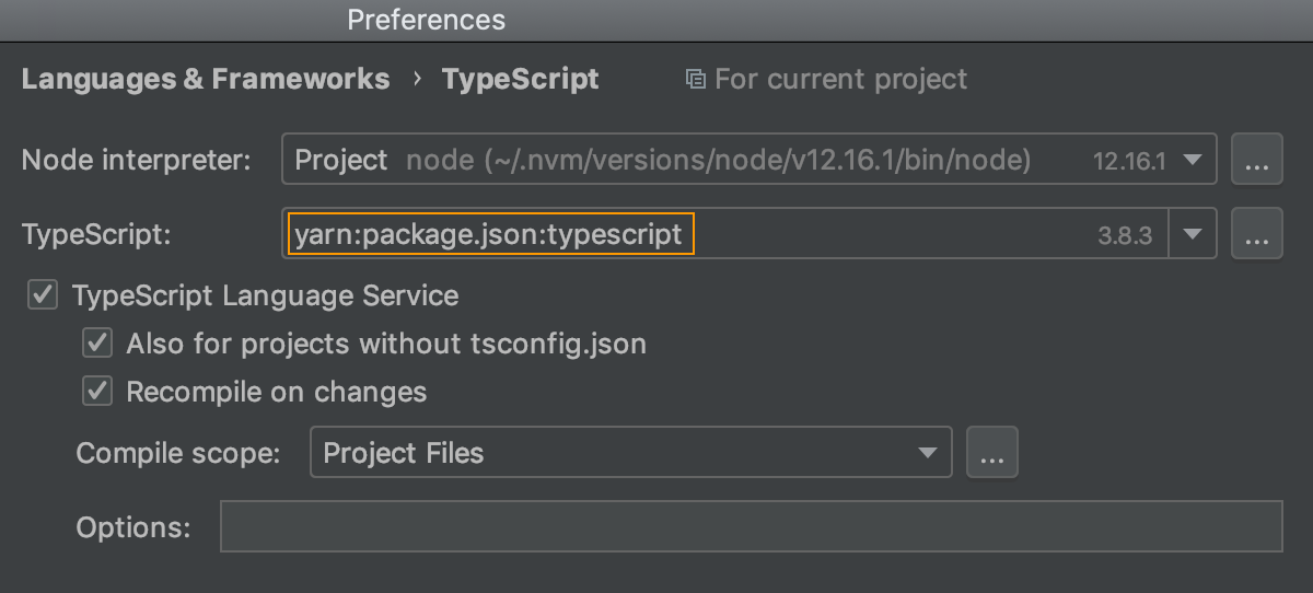 Path to package installed via yarn2