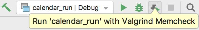 Cl valgrind run icon