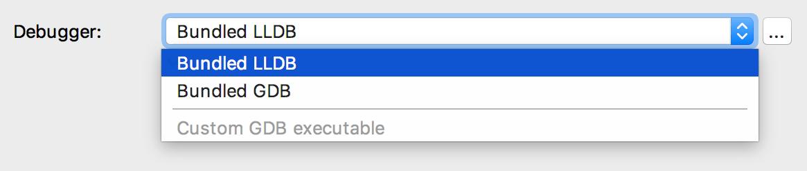 Cl selectdebugger mac
