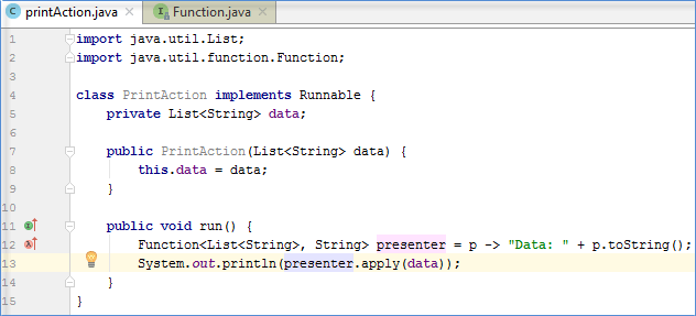 Composed function