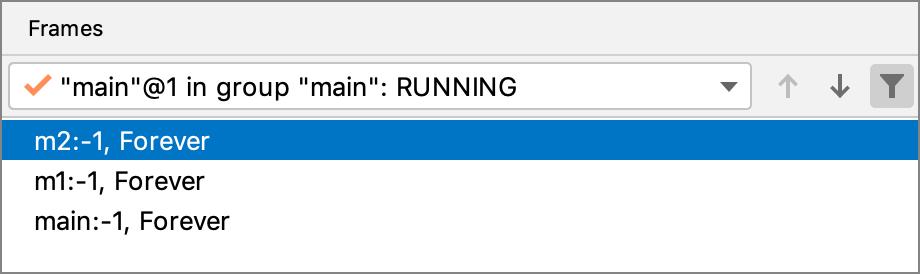 Debug line numbers unavailable