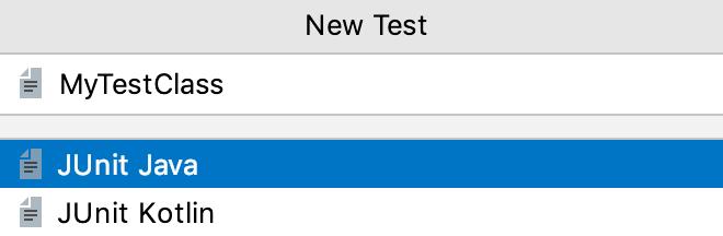Generate test 1