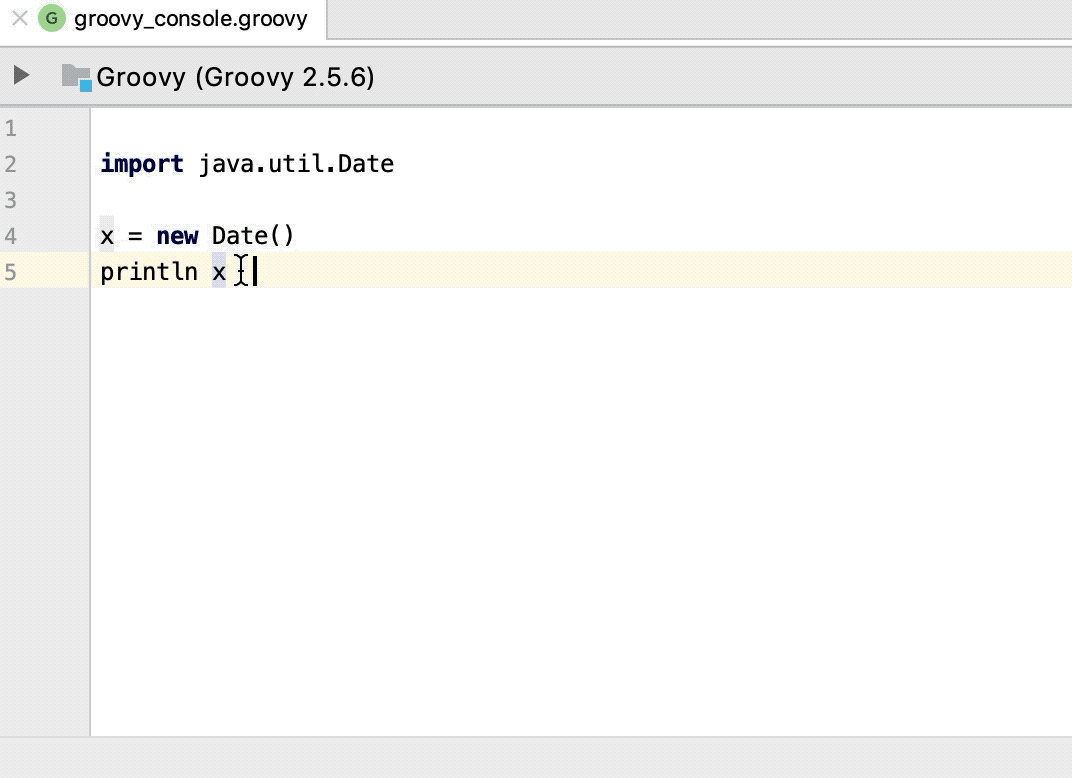 Include omitted part of code