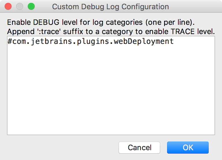 Collect logs