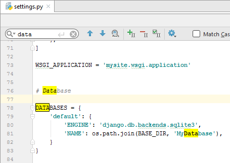 Define database