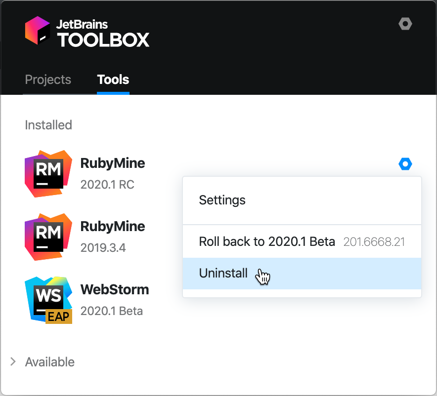 The Toolbox App